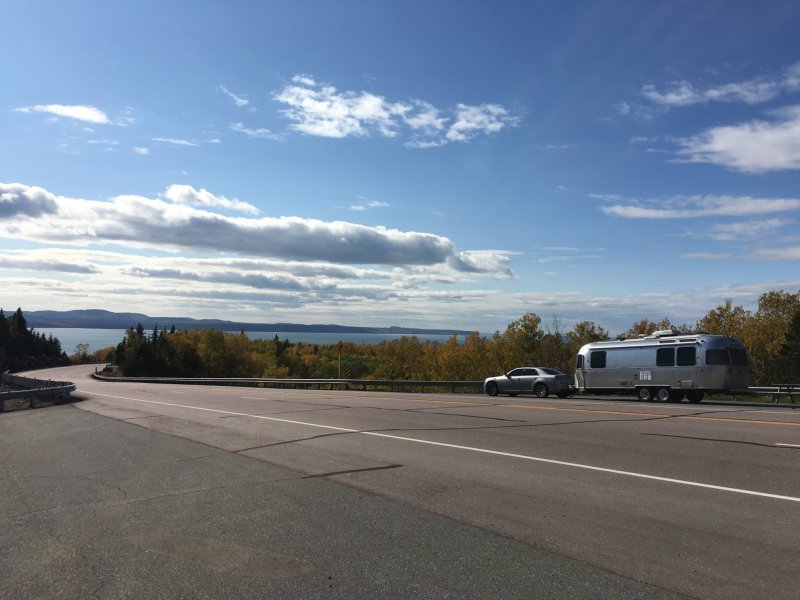 Thunder Bay and Back: The Father-Son Road Trip