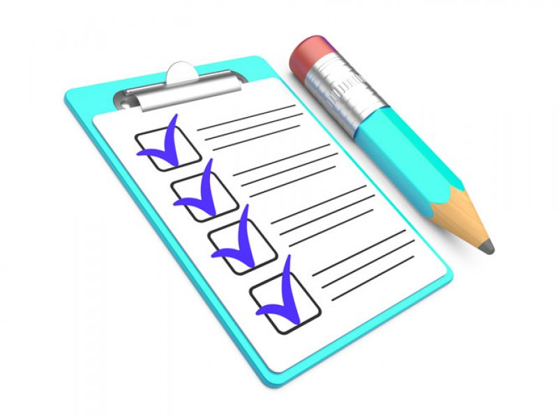 The Most Important RV Tool You Should Have...the Checklist!