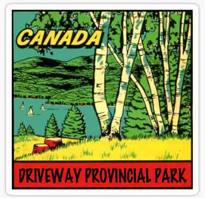 Campsites Available at Driveway Provincial Park