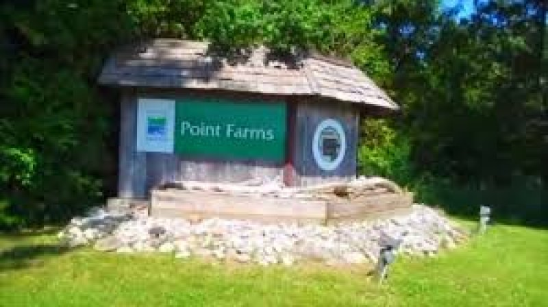 Fall Camping at Point Farms Provincial Park