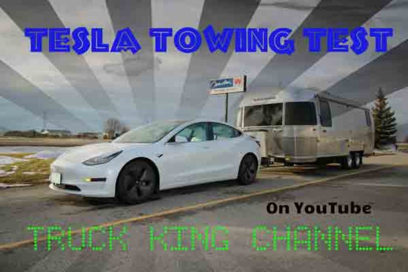 Can-Am RV Centre featured on Truck King Channel with Tesla