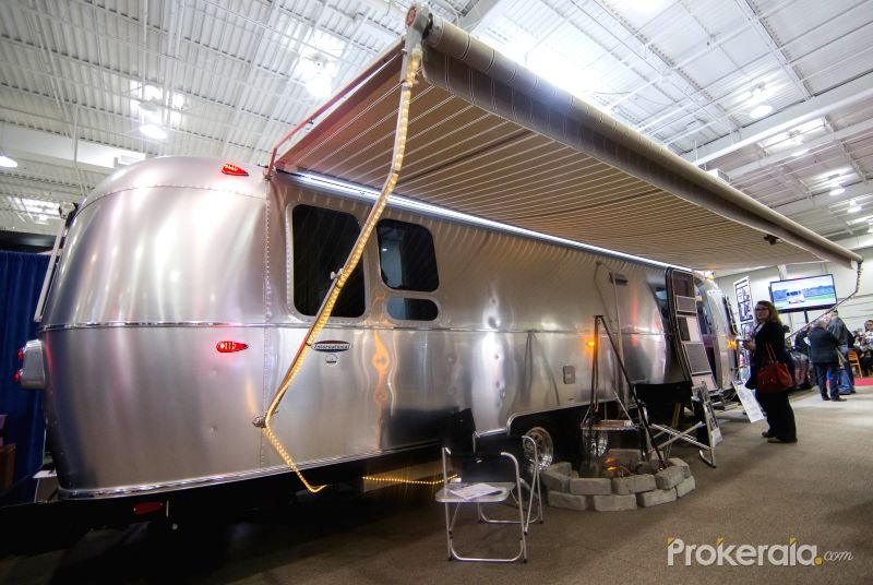 Thank You Toronto, The January RV show was a great success!
