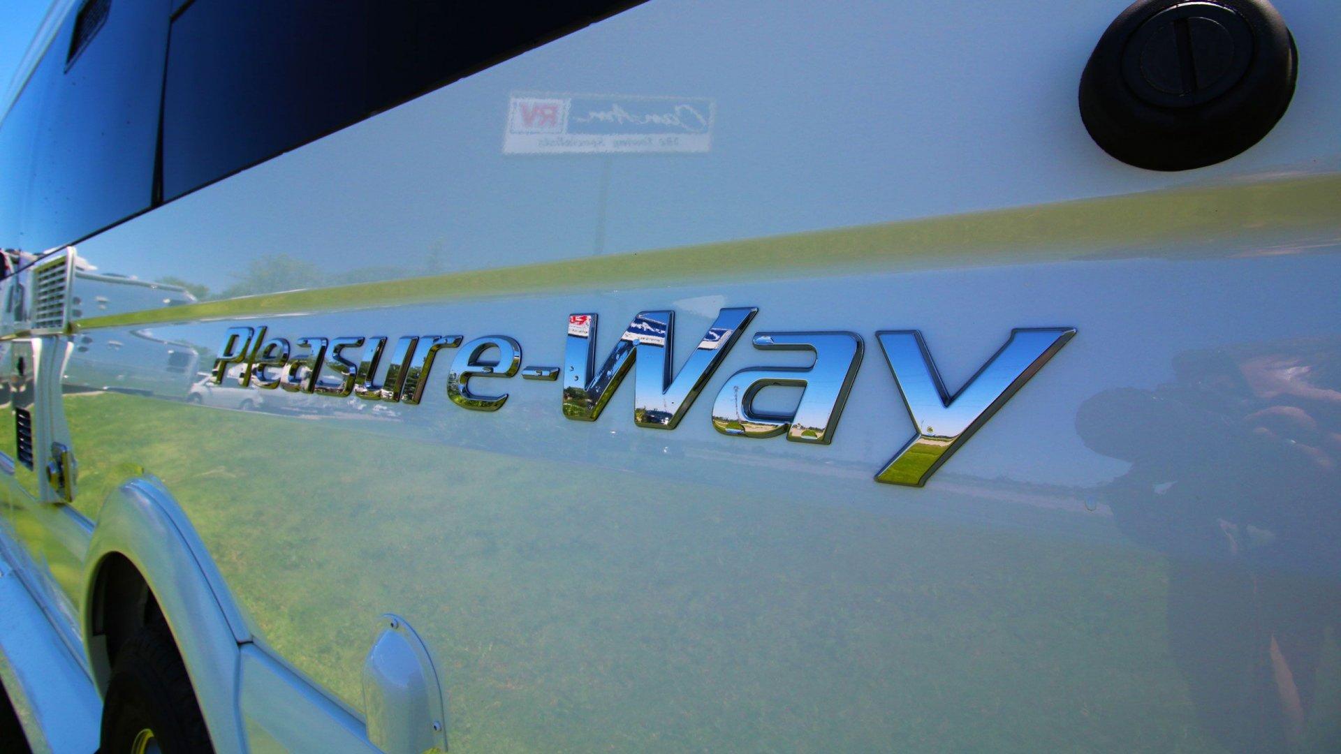 PLEASURE-WAY Slide Image