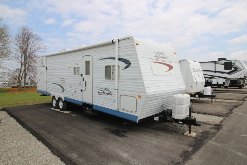 2004 JAYCO JAY FLIGHT 31BHS