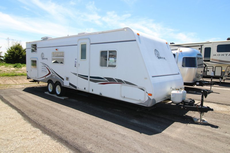 2007 FOREST RIVER SURVEYOR 291BH