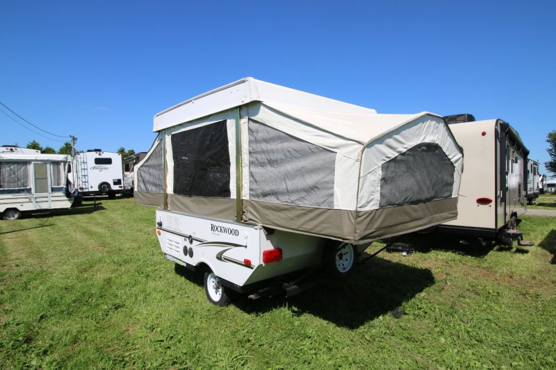 2011 ROCKWOOD FREEDOM 1640LTD