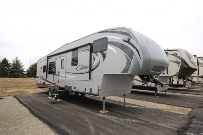 2012 KEYSTONE COUGAR HIGH COUNTRY 299RKS *CURRENTLY UNAVAILABLE*