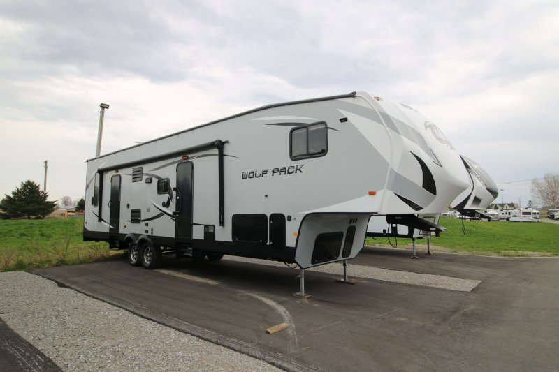 2016 FOREST RIVER WOLF PACK 315PACK12 TOY HAULER