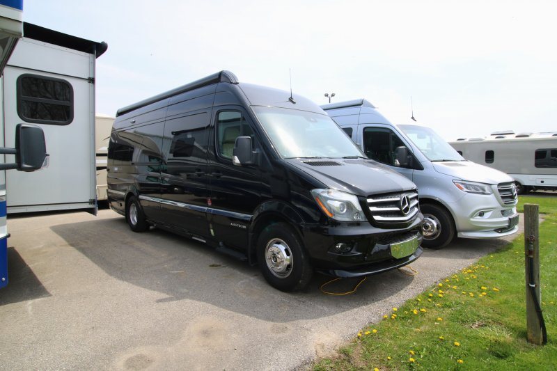 2018 AIRSTREAM INTERSTATE 24GL TOMMY BAHAMA