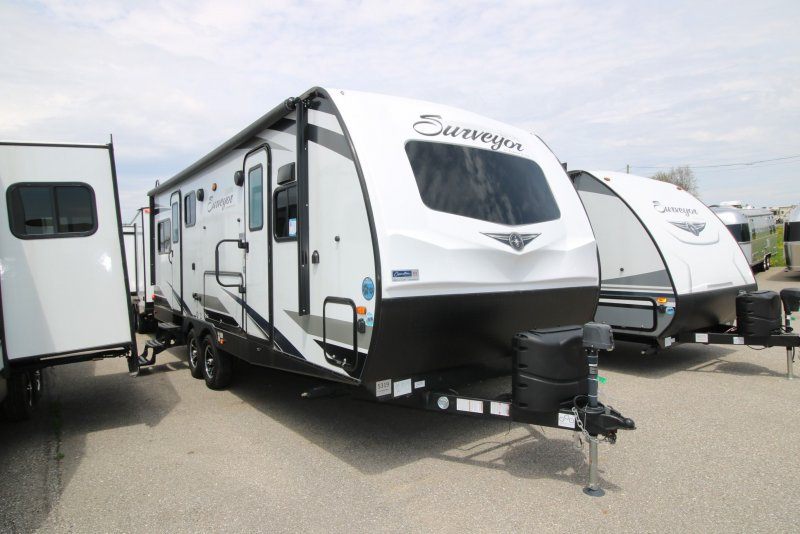 2019 FOREST RIVER SURVEYOR 250FKS