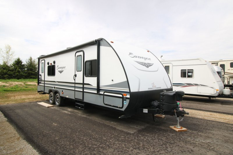 2019 FOREST RIVER SURVEYOR 264RKLE *CURRENTLY UNAVAILABLE*