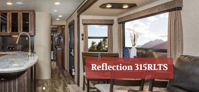 2019 GRAND DESIGN REFLECTION 31RLTS