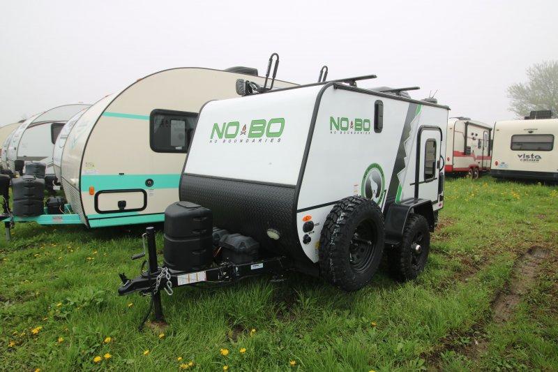 2018 FOREST RIVER NO BOUNDARIES (NOBO) 10.6