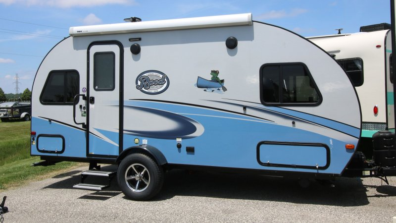 2018 FOREST RIVER R-POD RP189