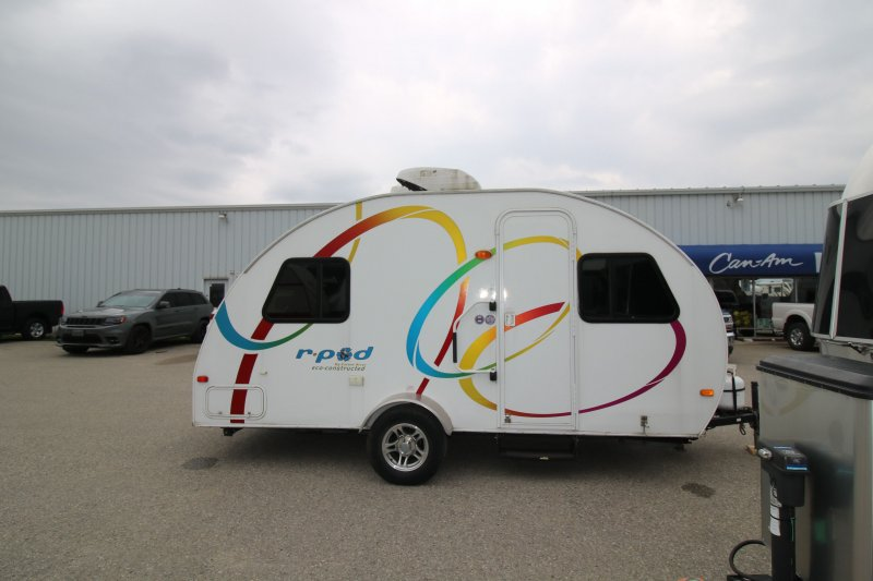 2010 FOREST RIVER R-POD 171