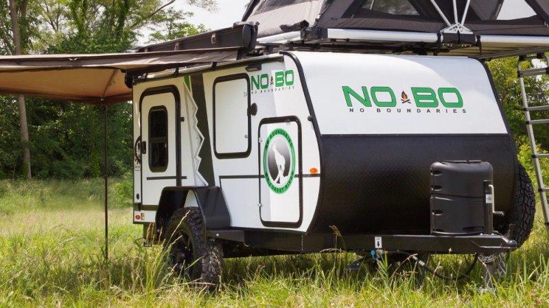 2018 FOREST RIVER NO BOUNDARIES NO-BO 10.6